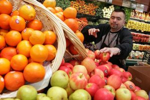 انخفاض اسعار الغذاء والسلع العالمية باستثاء اللحوم