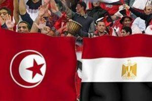 مباراة مصر وتونس والقنوات الناقلة لها بث مباشر فى تصفيات الامم الافريقية 2019