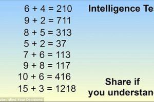 امتحان الرياضيات لتمييز العباقرة بالفيديو الذى اجتاح مواقع التواصل الاجتماعى