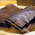 """الإنجيل نسخة سرية يبلغ عمرها 1500 سنه تتنبأ بقدوم النبي """" محمد """"   شبكة عرب مصر"""