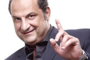 الفنان خالد الصاوي ينضم الي فريق فيلم كارما ليعود به للسينما بعد غياب عن العمل