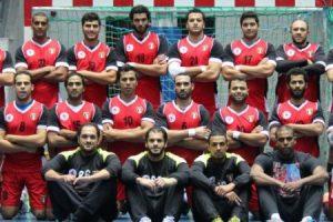 منتخب مصر لكرة اليد بفوز على انجولا ويتصدر المجموعة الثانية لكاس الامم الافريقية