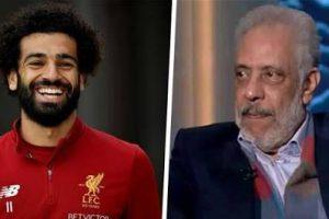 اللاعب محمد صلاح يرد بقوة على انتقاد نبيل الحلفاويلحكم مباراة الاهلي والمقاصه