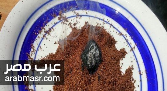 حرق القهوة في الهواء الطلق وسيلة للتخلص من البعوض والبراغيث